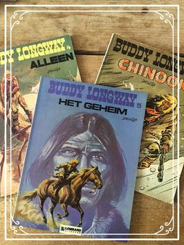 Buddy Longway boeken serie