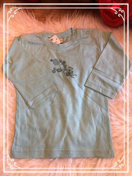 NIEUW lichtgroen shirtje - maat 86