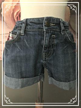 Jeans shortje van Tommy Hilfiger - maat 134