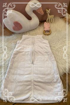 Witte slaapzak van de Hema - maat 50-62 - 56cm lang