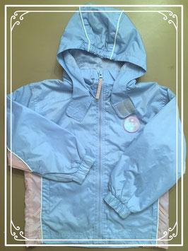 Lichtblauw zomerjasje - maat 104