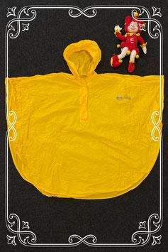 Regenponcho en knuffel van Pardoes van de Efteling - voor meisjes van 5-9 jaar oud