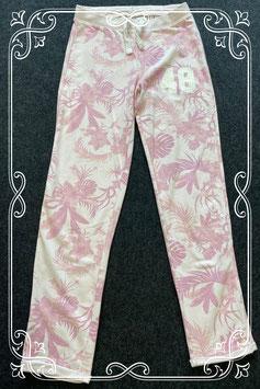 Leuke roze trainingsbroek van H&M maat 170