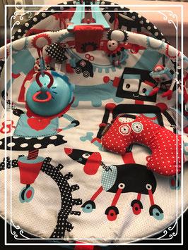 YOOKIDOO Gymotion robo playland (NIEUW)