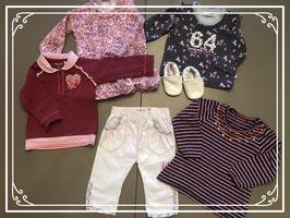 6-delig kledingsetje merk Noppies - maat 68