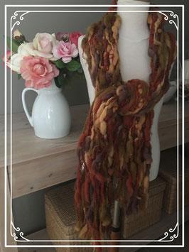 Nieuw: Bijzondere gekleurde sjaal