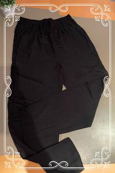 Comfortabele zwarte broek van Esmara maat 38