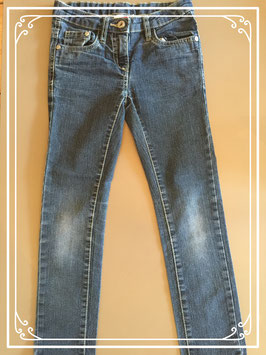 Jeans broekje van Here + There - maat 122