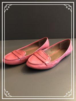 Nieuw: Roze instappers van Zara Trafaluc - Maat 39
