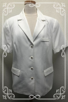 Elegant jasje met korte mouwen in maat 46