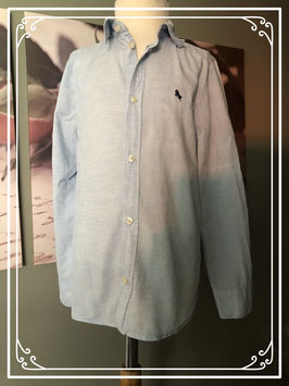 Nette lichtblauwe blouse van H&M - Maat 128