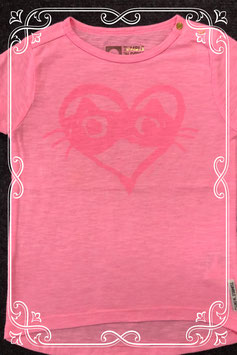 Mooi roze shirt van Tumble 'n Dry maat 92