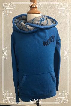 Leuke blauwe warme trui van Roxy maat XS