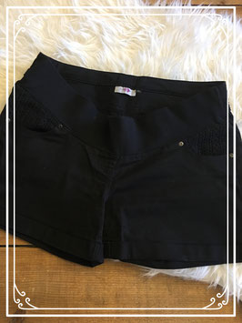 Nieuw: Korte zwarte broek CalinKalin - Maat 44