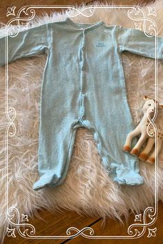 Mintgroen pyjamaatje - maat 62