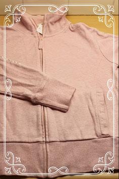 Roze vest met kraag van Paolo Feretti maat M