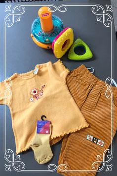 3 delig setje van Babies en Babyclub maat 68