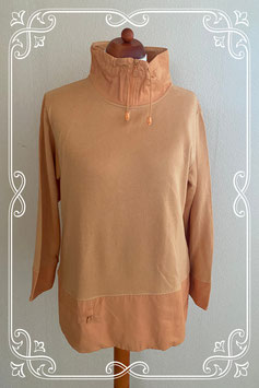 Nieuw! Leuke oranje trui van Lisa Campione maat XL