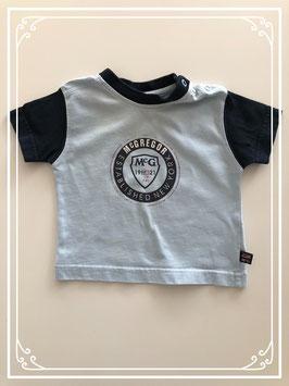 Blauw McGregor T-shirt - Maat 62