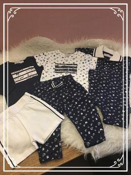 Compleet DIRKJE kleding set (5 STUKS) - Maat 62