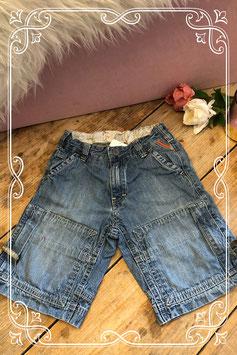 Wijde spijkerbroek van H&M - Maat 146