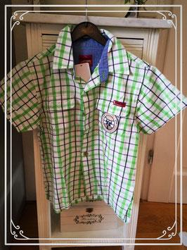 Geruit hemd van het merk Pointer - maat 116