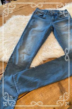Lichtblauwe jeans van de Only - maat m/34