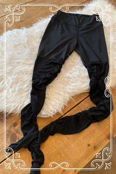 Zwarte legging - maat s