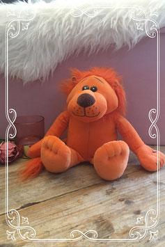 oranje spaarpot leeuw met geluid