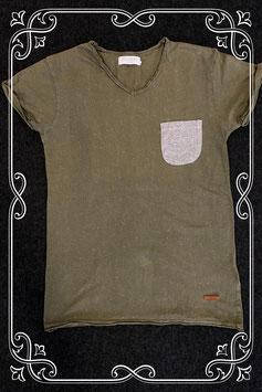 Leuk groen shirt van Eleven Paris maat S