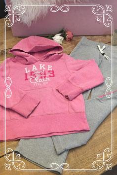 Tweedelig setje sweater en joggingbroek van L.O.G.G. en INQ - Maat 122-128