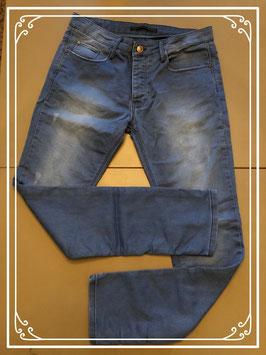 Spijkerbroek met voor lichte plekken - Maat 33