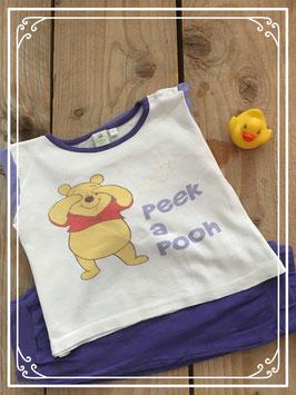 Leuk setje van Winnie the Pooh - maat 86