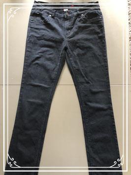 Zwarte stretch broek - maat 44