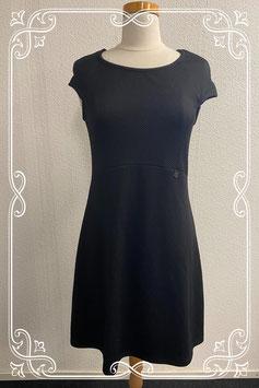 Prachtige zwarte jurk van Amélie & Amélie Maat S