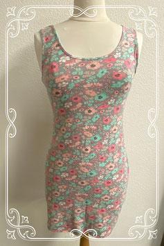 Leuk gebloemd jurkje van Casual Ladies maat M