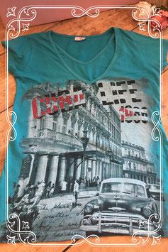 Groen t-shirt van de Prénatal - maat L