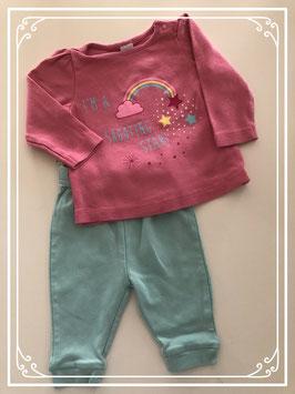 Babyclub setje kleding - Maat 68