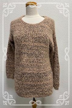 Warme oudroze trui van Milanos maat M