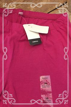 Nieuw: Roze 3/4 legging van Zeeman - maat 36