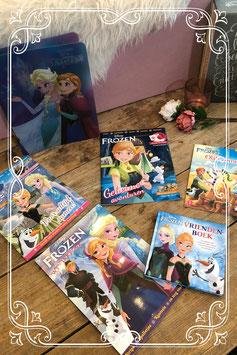 Geweldig leuk 6 delig Frozen pakket