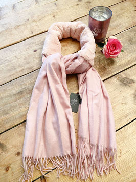 Nieuw: Yehwang - Scarf Travel in Style - Pink