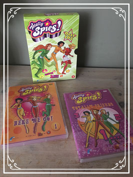 2 DVD's van Totally Spies