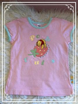 Roze Winnie The Pooh T-shirt van de C&A - Maat 104