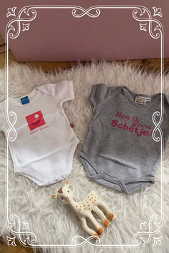 twee-delig romper setje van DreamBaby en Babywear - maat 62/68