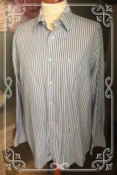 Vlotte blouse van Melka Classic Fit maat L/XL (43-17)