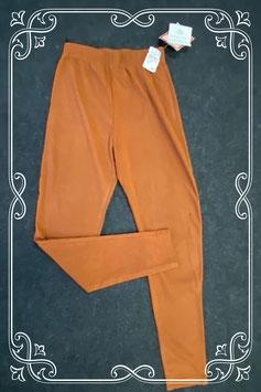 Nieuw! Mooie bruine legging van Hi Fever in maat L