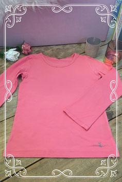 Roze lange mouwen shirt van Didi Girls - Maat 158-164
