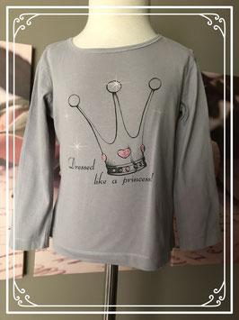 Prinsessen shirt - maat 98