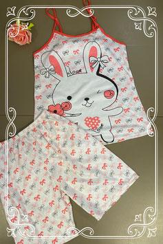 2-delige pyjama van Teng Sheng maat L